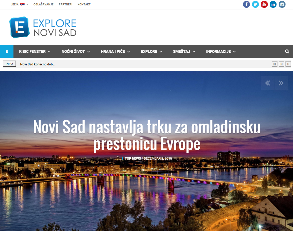 www.explorenovisad.rs