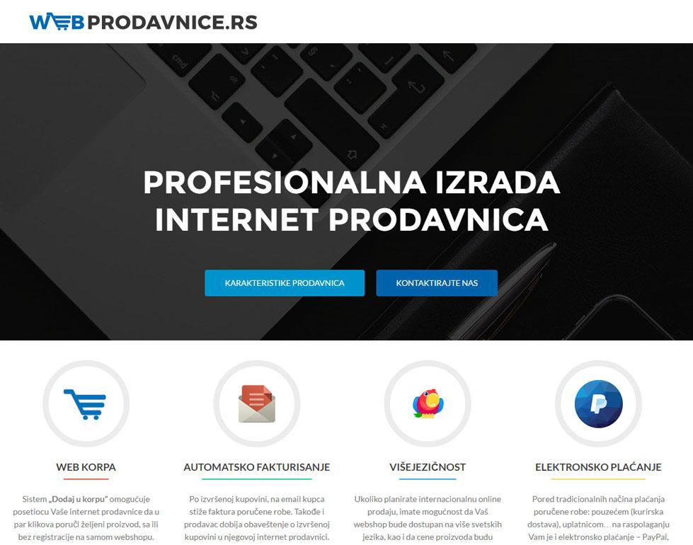 www.webprodavnice.rs