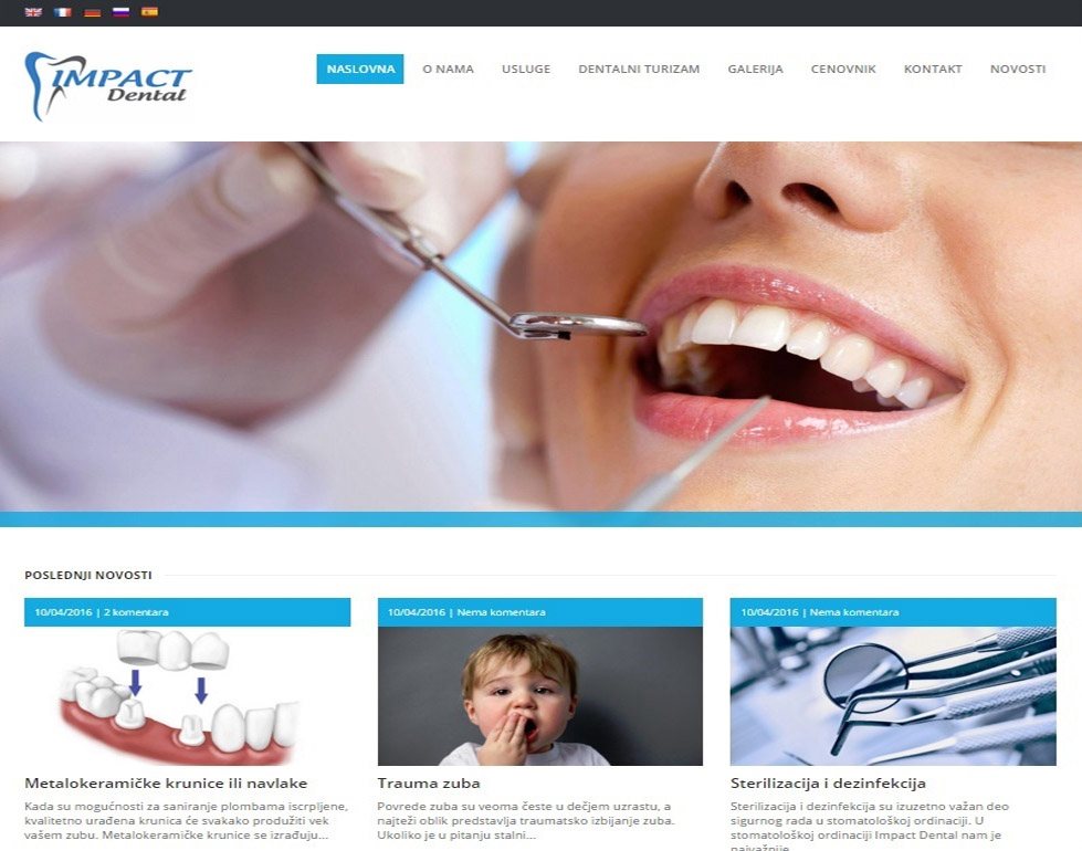 impactdental.com