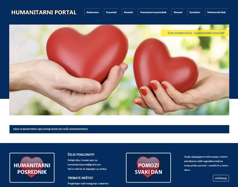 humanitarniportal.com