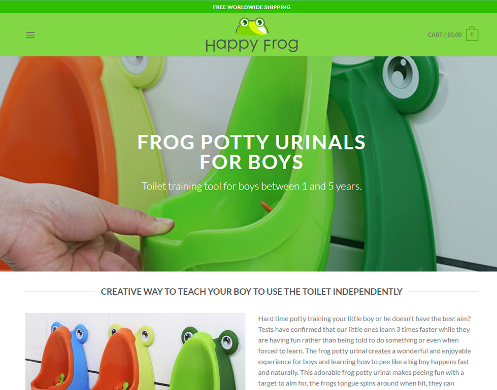 happyfrog.online